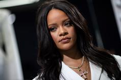 Rihanna Debuts Her Luxury Fenty Collection In Paris