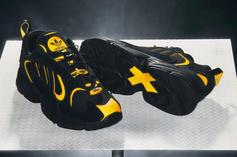 WANTO Gives The Adidas Yung-1 A Black & Yellow Gore-Tex Colorway