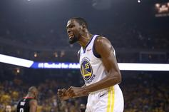 Kevin Durant To Return Midway Through NBA Finals: Report