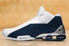 Vince Carter's Iconic Nike Shox From The 2000 Olympics Are Returning In June