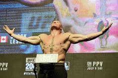 Brock Lesnar To Cash In WWE Title Opportunity On Monday Night Raw