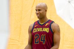 """Richard Jefferson & Damon Jones Get In Some Beef While On """"Get Up"""""""