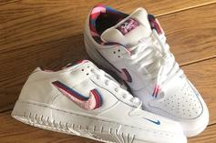Parra x Nike SB Dunk Low Dropping This Summer: New Images