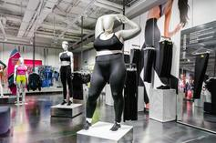 Nike Adds Plus Size Mannequins To Stores, Ignites Debate