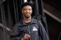 21 Savage Mourns Nipsey Hussle With Bittersweet Message