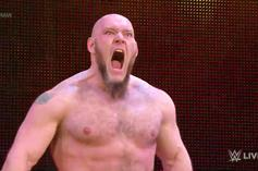 WWE Star Lars Sullivan's Injury Worse Than Expected, Could Miss 9 Months