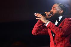 Nipsey Hussle Honored With BET Humanitarian Award