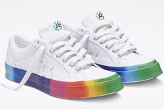"Tyler, The Creator Set To Release ""Pride Month"" Converse One Star"