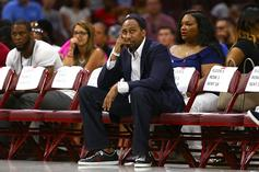 Stephen A. Smith Freaks Out Over Knicks Free Agency Moves