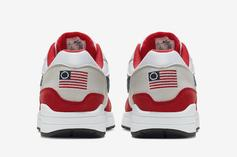"""Nike Air Max 1 """"Betsy Ross"""" Sneaker Selling For Thousands Amid Controversy"""