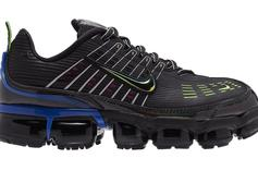Nike Air VaporMax 360 Combines Two Polarizing Models: Details