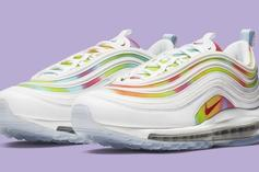 "Nike Air Force 1 Low & Air Max 97 Coming In ""Tie-Dye/Chicago"" Model"