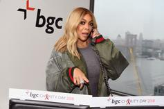 Wendy Williams Cuddles With Master P & Romeo On Her Show