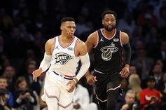 Russell Westbrook Approves Of Miami Heat Photoshop On Instagram