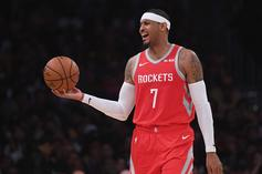Carmelo Anthony Reveals He Has Contacted The Lakers & Clippers