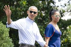 The Obamas' Summer Playlist Features Drake, Rihanna, Lizzo & More