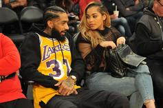 Lauren London Proves Nipsey Hussle Was A Gentleman In This Photo