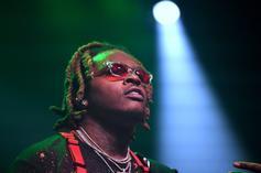 "Gunna Is In A Rush: New Music ""Very Very Soon"" & Possibly A Moneybagg Yo Joint Project"
