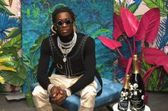 Young Thug Shows Love To Antonio Brown With IG Endorsement