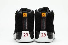 """Air Jordan 12 """"Reverse Taxi"""" To Drop In Full Family Sizing: Release Details"""