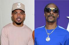 Chance The Rapper Wants Everyone To Watch Snoop Dogg Rap In Korean