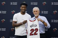Jimmy Butler Comments On 76ers Tenure And What Could Have Been