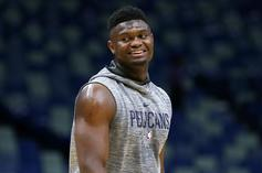 Zion Williamson Undergoes Knee Surgery, Recovery Outlook Revealed