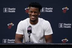 """Jimmy Butler Drops Tyrone Wallace, Calls Another Hawks Player A """"Bitch"""" In Heat Debut"""
