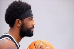 """Kyrie Irving Addresses ESPN's Report On His Mood Swings: """"It's Okay To Be Human"""""""