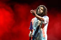 J. Cole Shades NFL's Moral Compass Over Colin Kaepernick Debacle