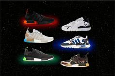 Star Wars x Adidas Collaboration Officially Unveiled: Detailed Photos