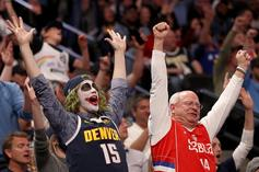 Lakers And Nuggets Fans Throw Hands After LA Victory: Watch