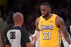 LeBron James Reaches Another Huge Milestone After POTW Honor