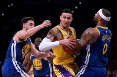 Lakers Reportedly Considering Kyle Kuzma, DeMarcus Cousins Trade