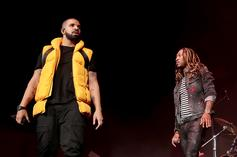 """Drake & Future Debut Matching $400K+ Chains In Anticipation For """"Life Is Good"""" Collab"""