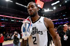 Knicks Reportedly Respond To Kawhi Leonard's Recent Comments