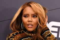 Angela Simmons Flaunts Curves In Head-Turning Body-Baring Swimsuit