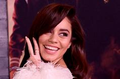 Vanessa Hudgens Spotted At Lakers Game In NYC Amid Kyle Kuzma Rumors
