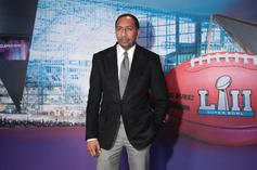 Stephen A. Smith Reacts To The Steve Stoute-Knicks Debacle