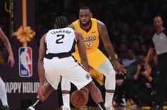 Lakers Have No Chance Against Clippers In Playoffs, Says NBA Exec
