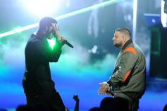 """DJ Khaled Reminds Of Drake's Success With """"Views"""" While In Toronto"""