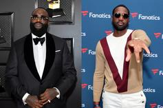 Rick Ross & Dwyane Wade Collaborated On A Song