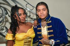 Young M.A Takes A Baecation To Dubai With Model Girlfriend