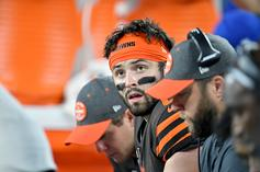 Browns QB Baker Mayfield Accused Of Cheating On Wife