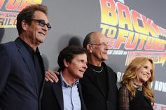 """""""Back To The Future"""" Reunion Photo Is Too Good"""