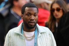 """Meek Mill Speaks Up For Those Who Can't Afford To """"Stock The Fridge"""""""