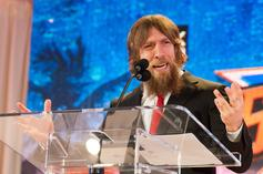WWE's Daniel Bryan Says He's Done Being A Full-Time Wrestler