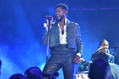 """Usher Teases Visuals For """"Don't Waste My Time"""" With Ella Mai"""