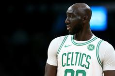"""Tacko Fall Shares Hilarious Video On What It's Like To Be 7'5"""""""