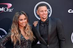 Steph Curry's Incessant Antics Are Getting On Ayesha's Nerves